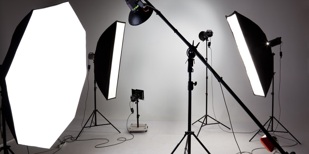 Fotografia em Estúdio - Workshop