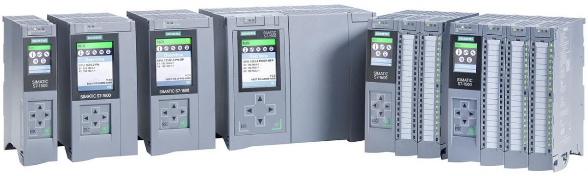 CPUs Avançadas: S7-400 e S7-1500