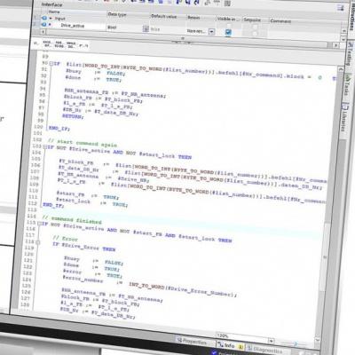 Programação em SCL